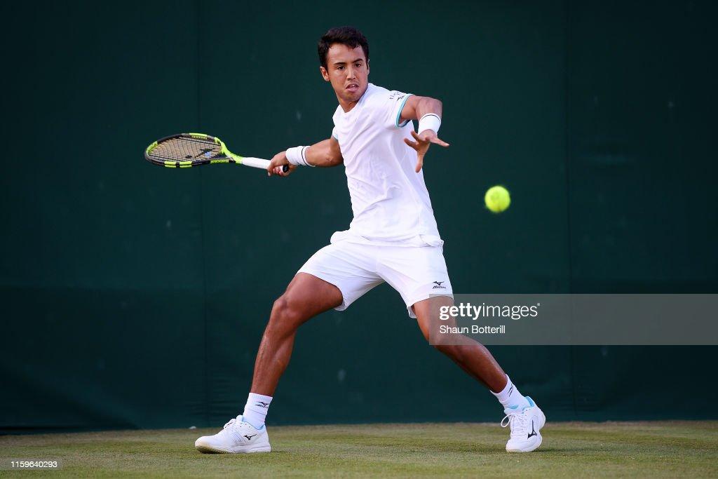 Day Two: The Championships - Wimbledon 2019 : News Photo