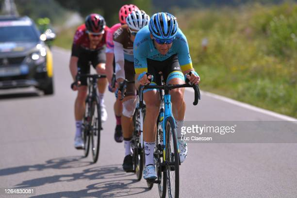 Hugo Houle of Canada and Astana Pro Team / Breakaway / during the 77th Tour of Poland 2020, Stage 5 a 188km stage from Zakopane to Krakow /...