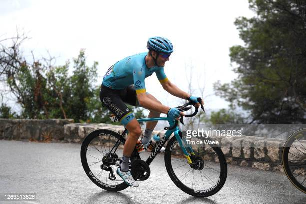 Hugo Houle of Canada and Astana Pro Team / during the 107th Tour de France 2020, Stage 1 a 156km stage from Nice Moyen Pays to Nice / #TDF2020 /...