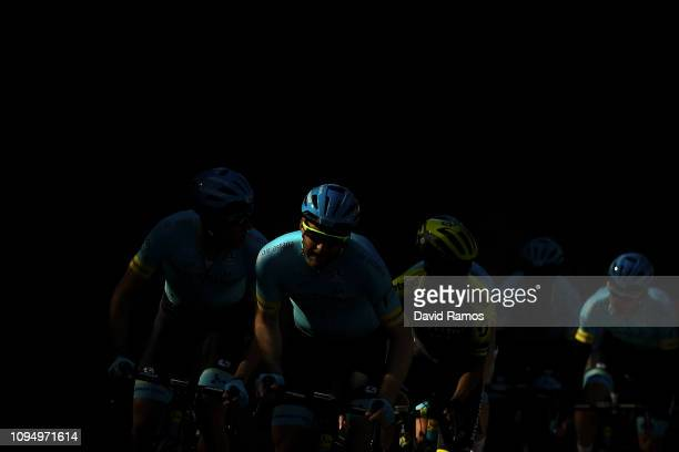 Hugo Houle of Canada and Astana Pro Team / Shadow / during 70th Volta a la Comunitat Valenciana 2019 - Stage 2 a 166km stage from Alicante to...