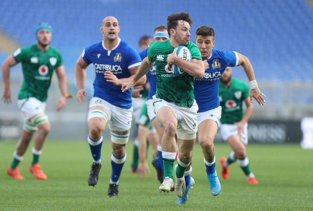 ITA: Italy v Ireland - Guinness Six Nations
