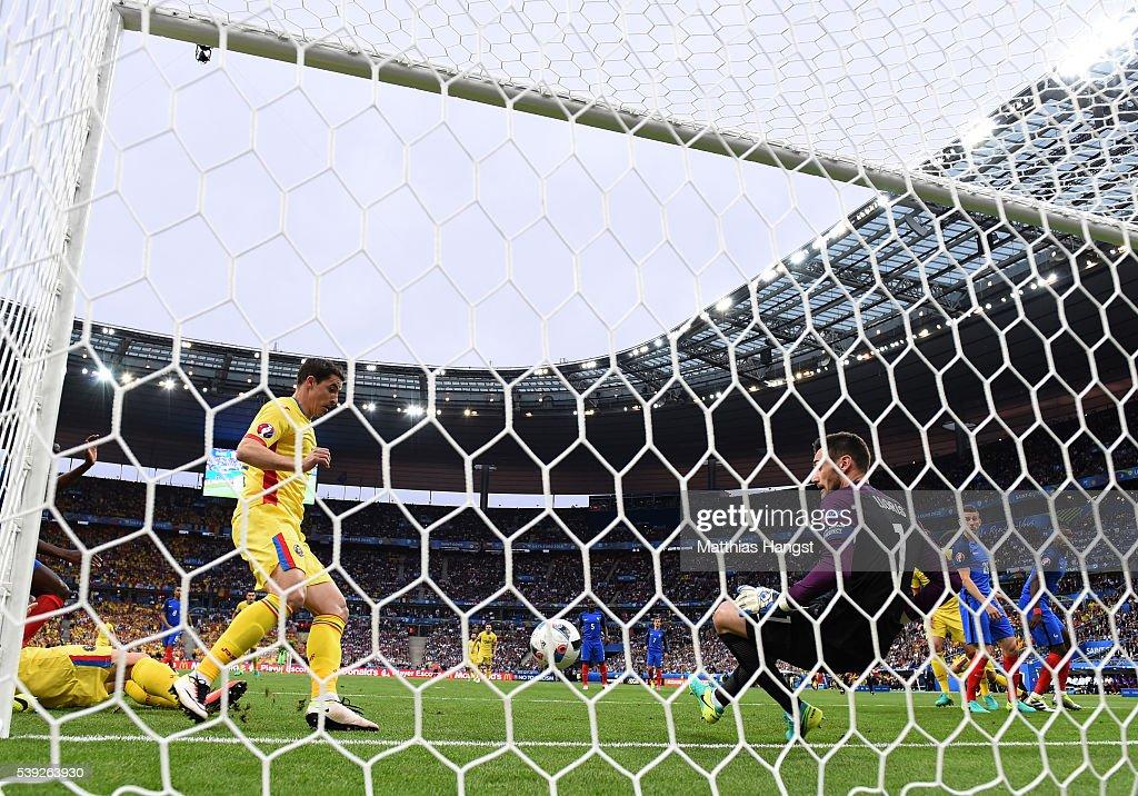 France v Romania - Group A: UEFA Euro 2016