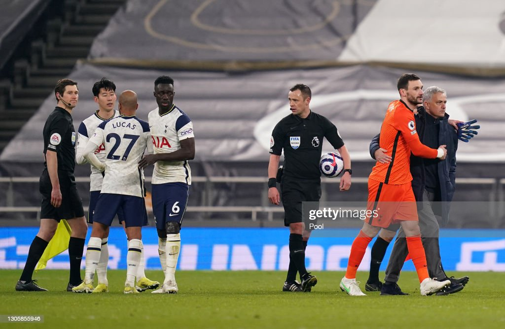 Tottenham Hotspur v Crystal Palace - Premier League : News Photo