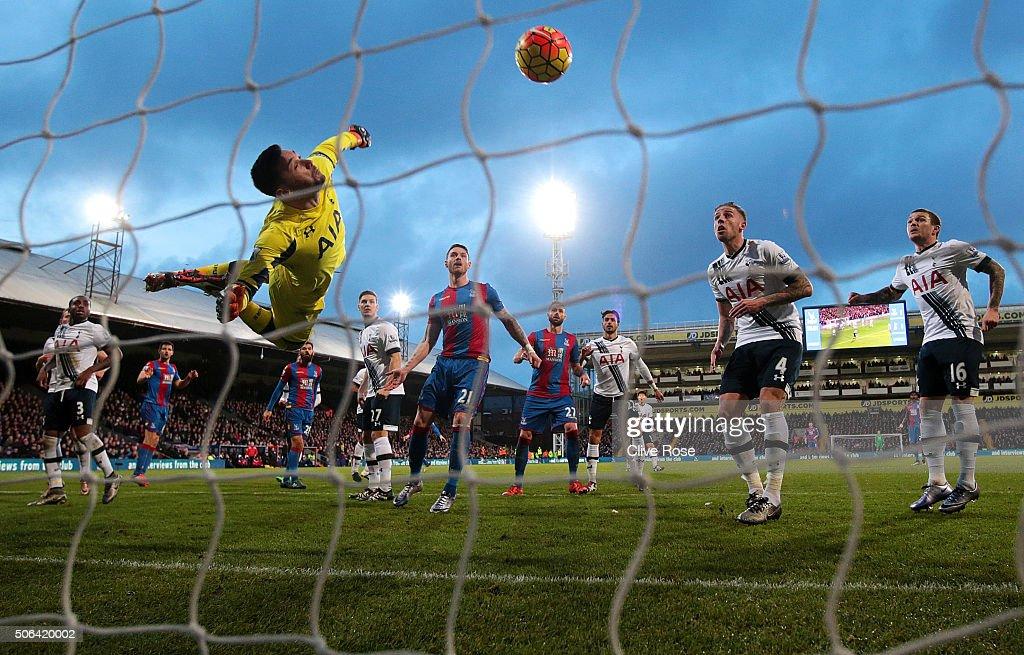 Crystal Palace v Tottenham Hotspur - Premier League : News Photo