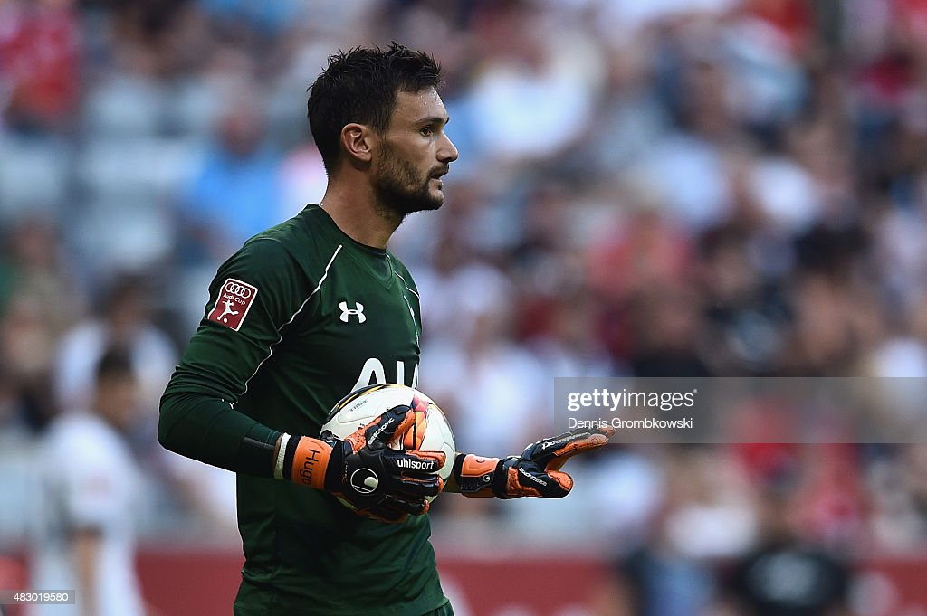 Tottenham Hotspur v AC Milan  - Audi Cup 2015 : News Photo