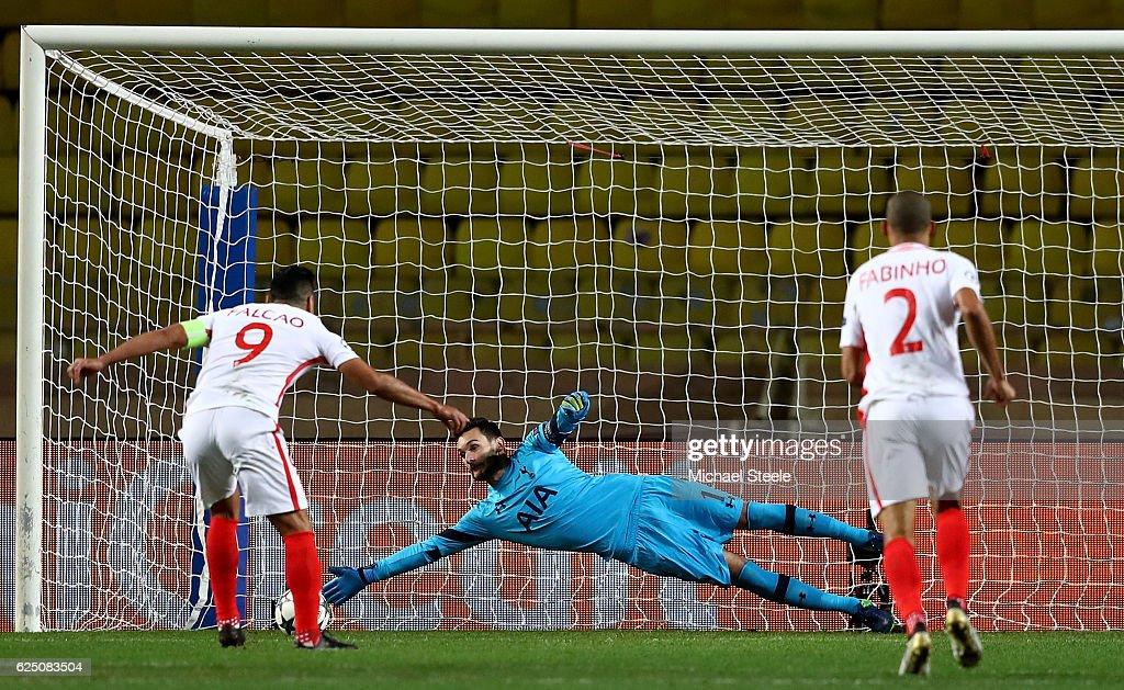 AS Monaco FC v Tottenham Hotspur FC - UEFA Champions League