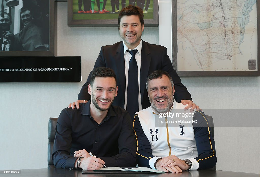 Tottenham Hotspur Announce New Contract for Hugo Lloris