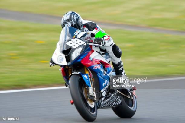 Hugo Marchand Championnat du monde endurance Moto Essai Circuit Nevers Magny cours Photo Alain Bourdaux / Icon Sport