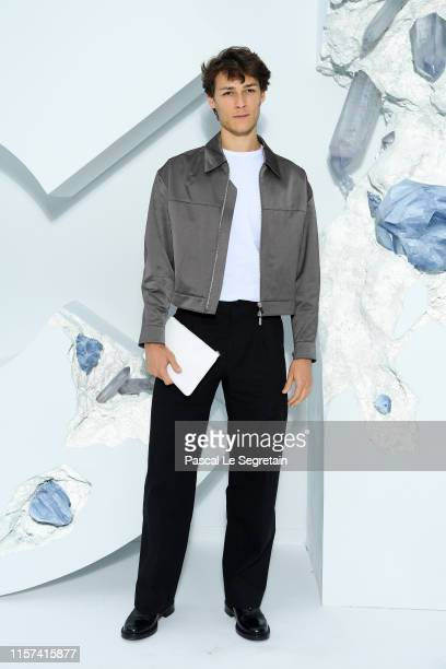 Hugo Marchand attends the Dior Homme Menswear Spring Summer 2020 show as part of Paris Fashion Week on June 21 2019 in Paris France