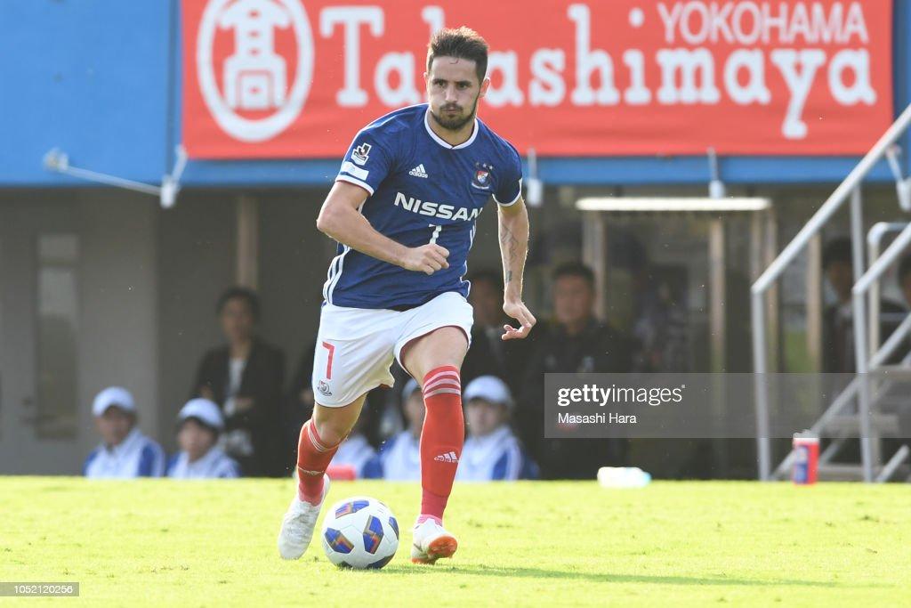 Yokohama F.Marinos v Kashima Antlers - J.League Levain Cup Semi Final 2nd Leg : ニュース写真