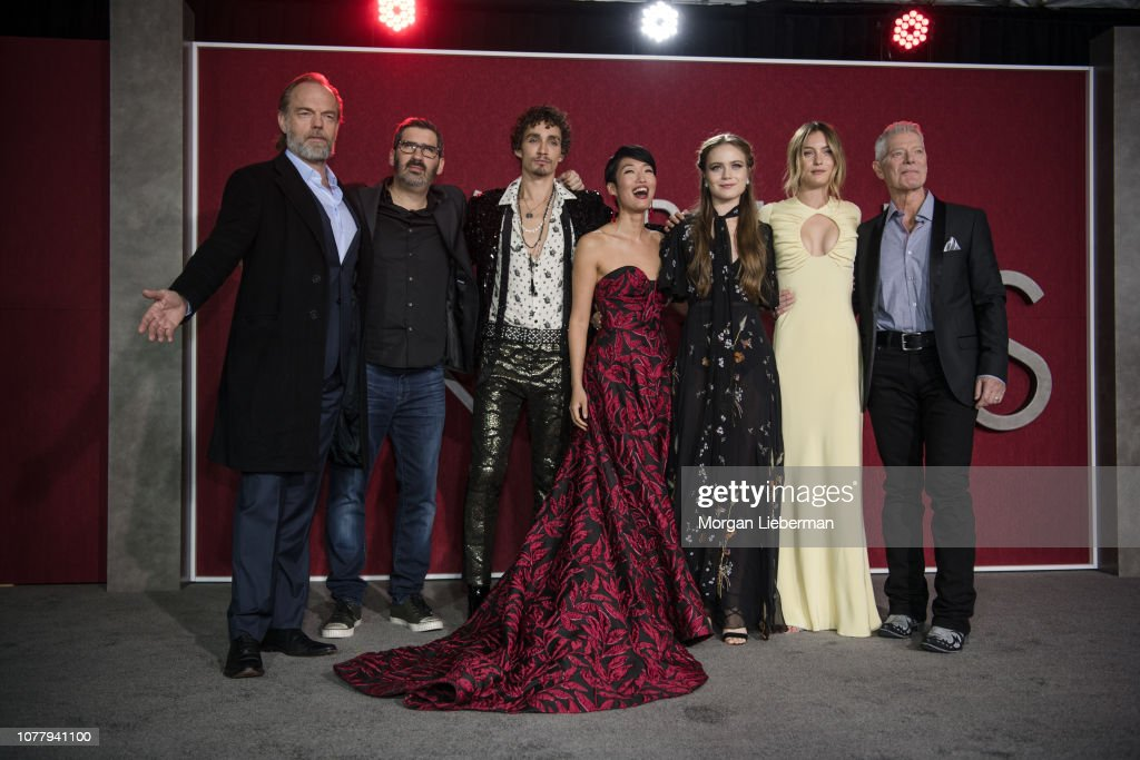 "Premiere Of Universal Pictures' ""Mortal Engines"" - Red Carpet : News Photo"