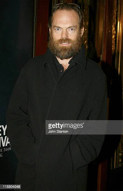 Hugo Weaving during 53rd Annual Sydney Film Festival Opening Night at State Theatre in Sydney NSW Australia