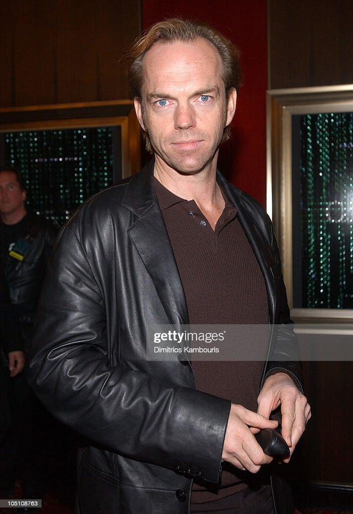 """""""Matrix Reloaded"""" New York Premiere - Inside Arrivals"""