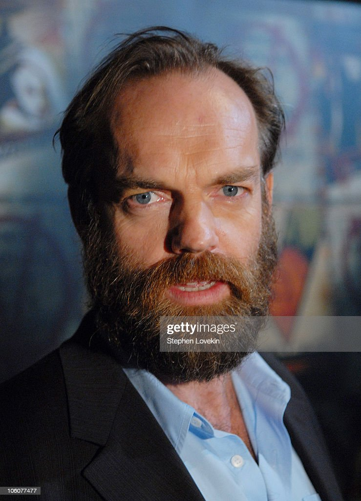 Hugo Weaving during 'V For Vendetta' New York City Premiere - Arrivals and After Party at The Rose Theatre - Frederick P. Rose Hall in New York City, New York, United States.