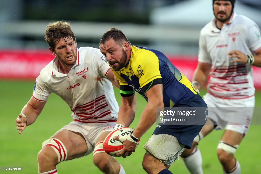 Biarritz v Nevers - French Pro D2