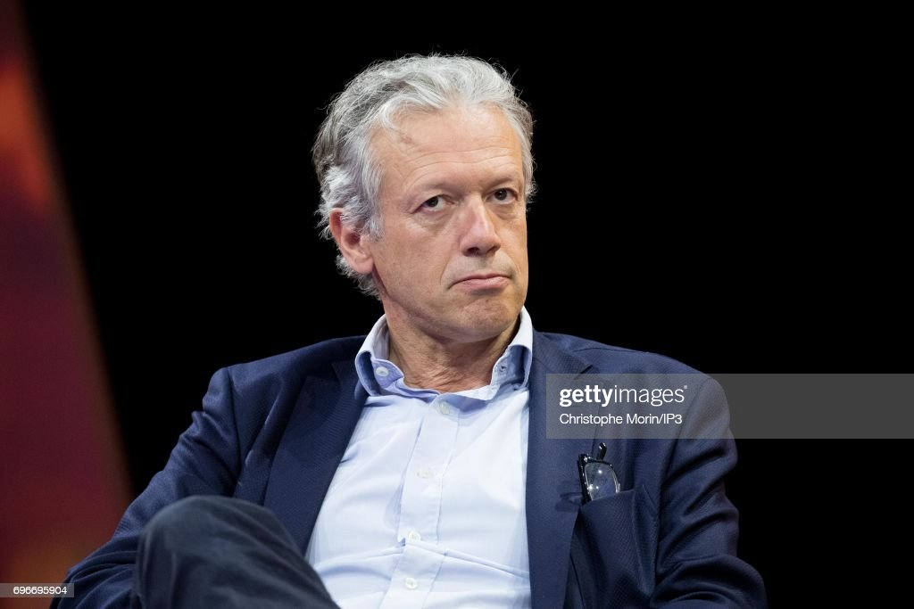 Hugues Le Bret Founder And Ceo Of Compte Nickel Attends A Conference News Photo Getty Images