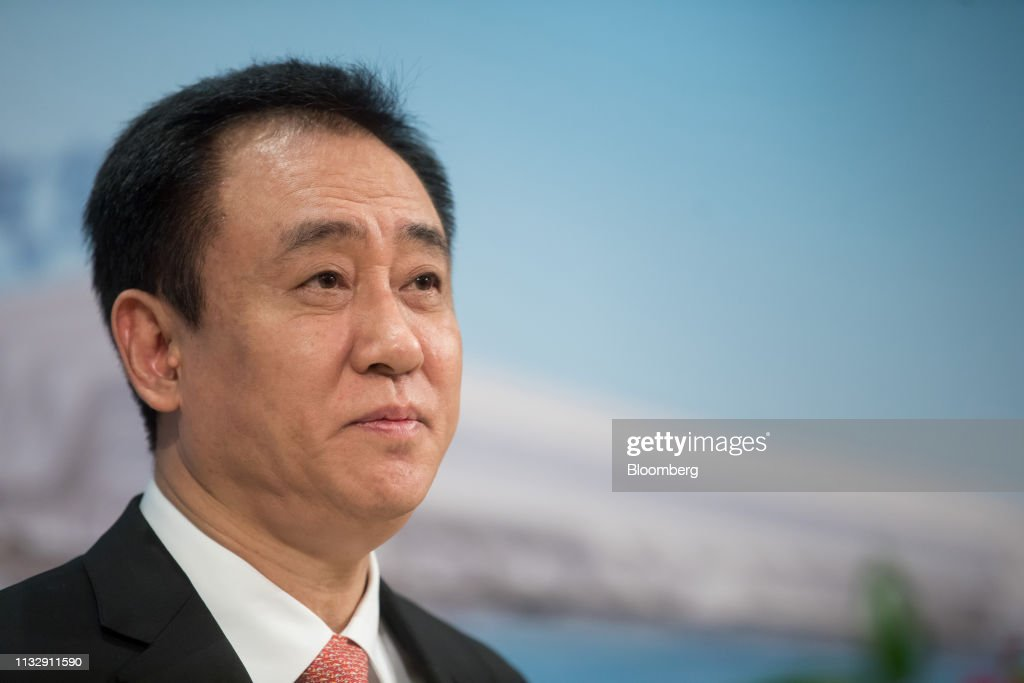 HKG: Hong Kong: China Evergrande Group Annual Earnings News Conference