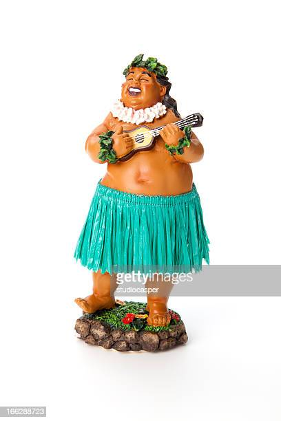hula doll - souvenir stock pictures, royalty-free photos & images