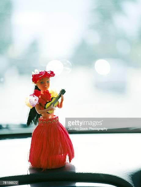 Hula Girl dashboard ornament
