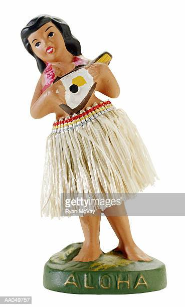 hula girl - hula dancer stock pictures, royalty-free photos & images