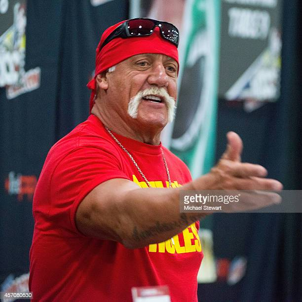 Hulk Hogan 2014 Stock Photos And Pictures Getty Images