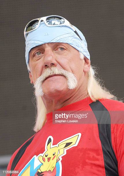 Stephen hogan stock photos and pictures getty images hulk hogan during fans gather in bryant park for the pokemon party of the decade at pmusecretfo Gallery