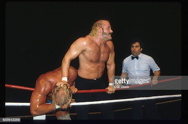 Hulk Hogan Jessie The Body Ventura