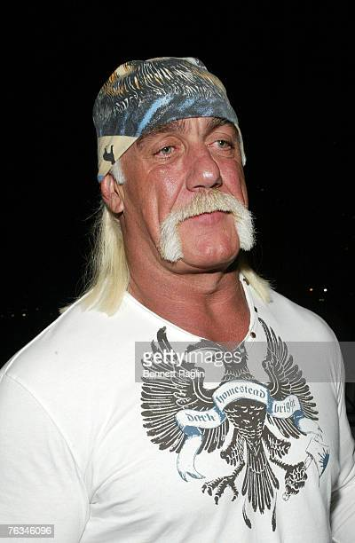 Host hulk hogan stock photos and pictures getty images hulk hogan pmusecretfo Gallery