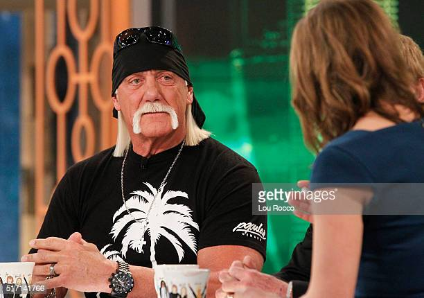 Hulk Hogan sits down with the cohosts of 'The View' for his first live instudio interview since his $140 million victory over Gawker 'THE VIEW' airs...