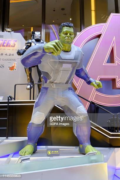 Hulk is a fictional character seen appearing in American comic books published by Marvel Comics Avengers 4 Endgame character model features 11...