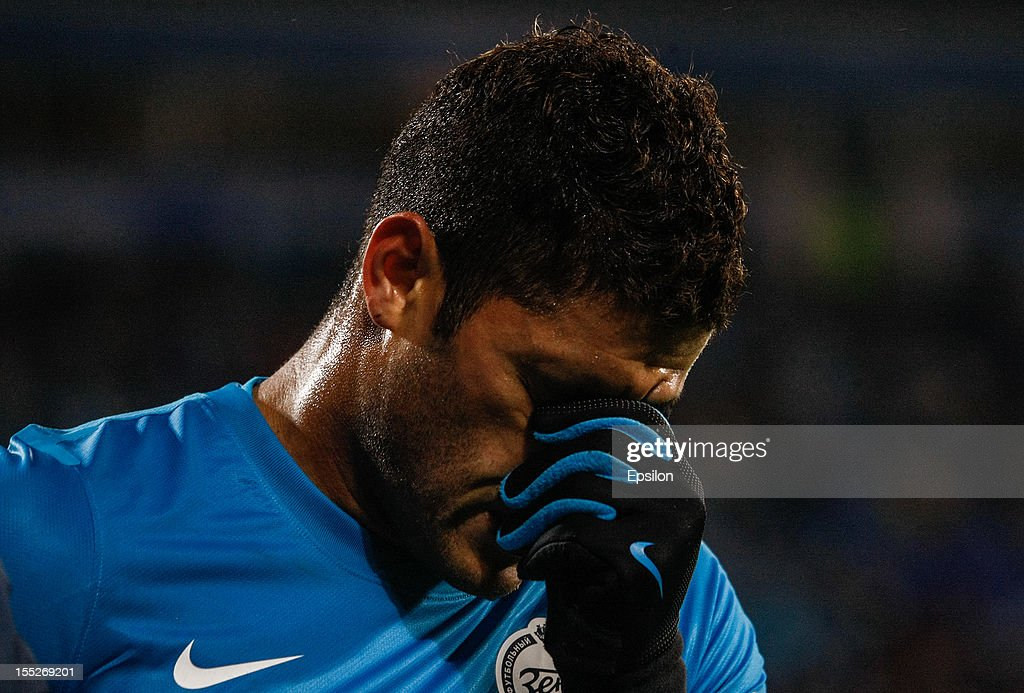 FC Zenit St. Petersburg v FC Rostov - Premier League : News Photo