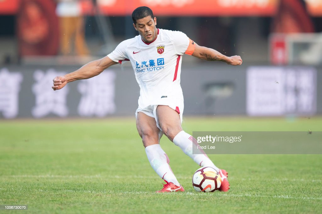 Beijing Renhe v Shanghai SIPG - 2018 Chinese Super League : ニュース写真