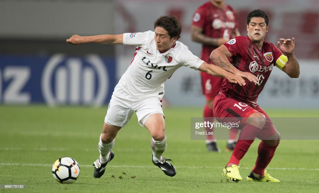 Shanghai SIPG v Kashima Antlers - AFC Champions League Round of 16 2nd Leg