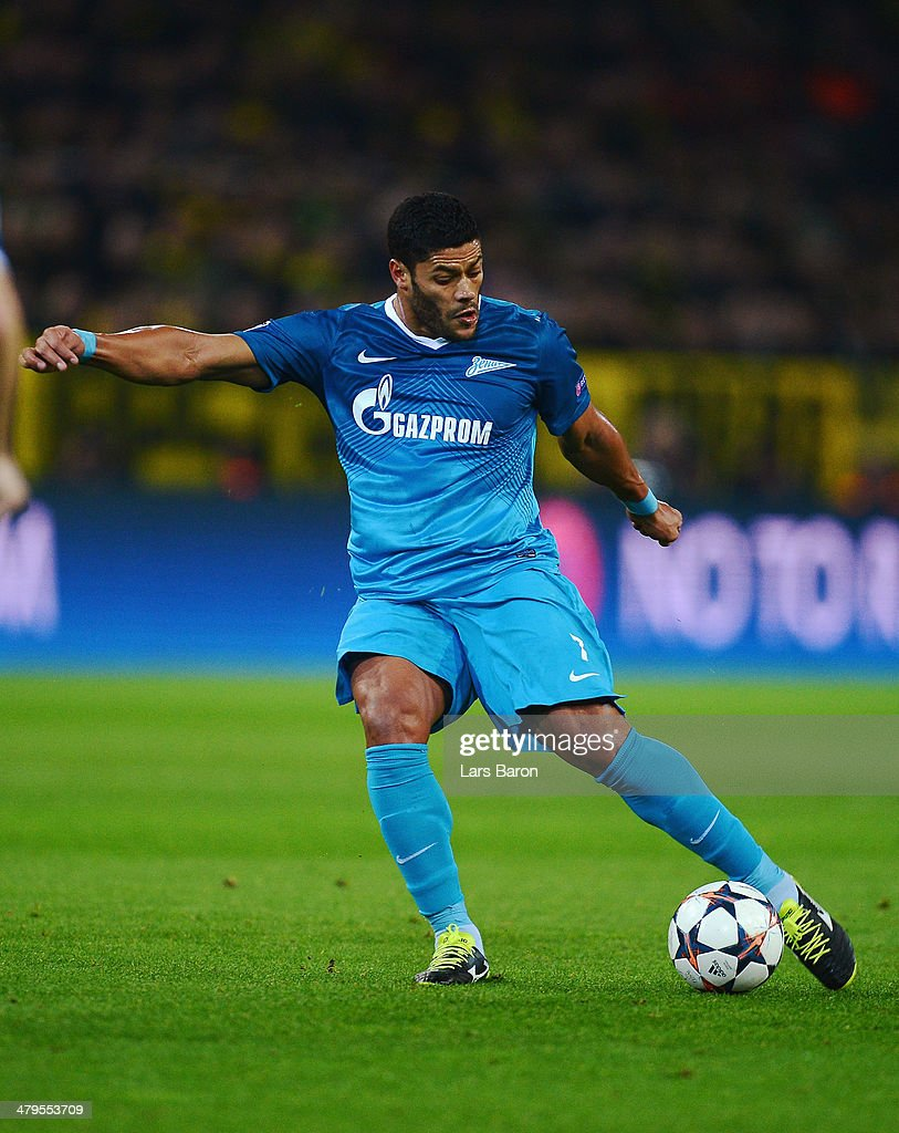Borussia Dortmund v FC Zenit - UEFA Champions League Round of 16 : News Photo