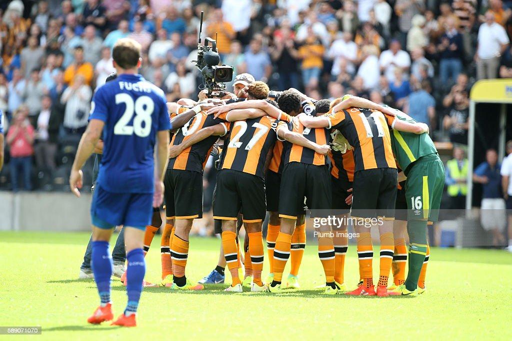 Hull City v Leicester City - Premier League : News Photo