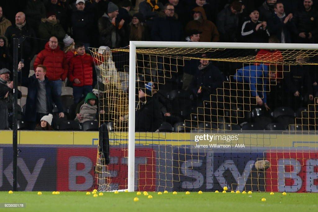 Hull City v Sheffield United - Sky Bet Championship : ニュース写真