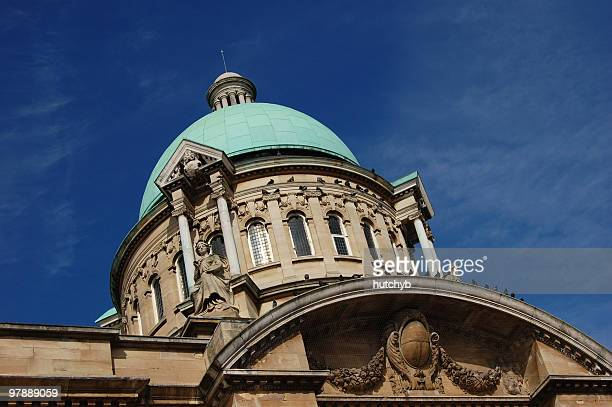 hull city hall - kingston upon hull stock pictures, royalty-free photos & images