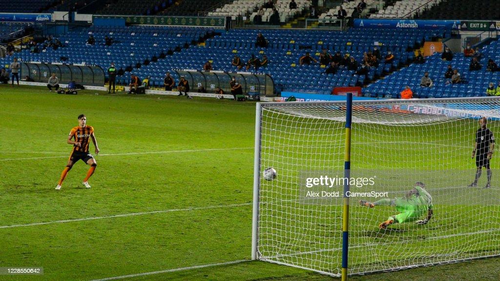 Leeds United v Hull City - EFL Trophy : ニュース写真
