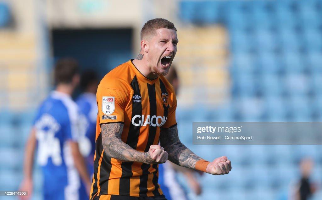 Gillingham v Hull City - Sky Bet League One : News Photo