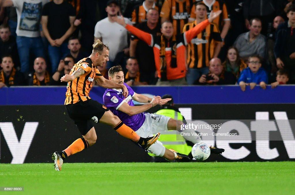 Hull City v Bolton Wanderers - Sky Bet Championship