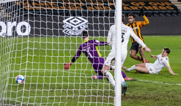GBR: Hull City v Accrington Stanley - Sky Bet League One