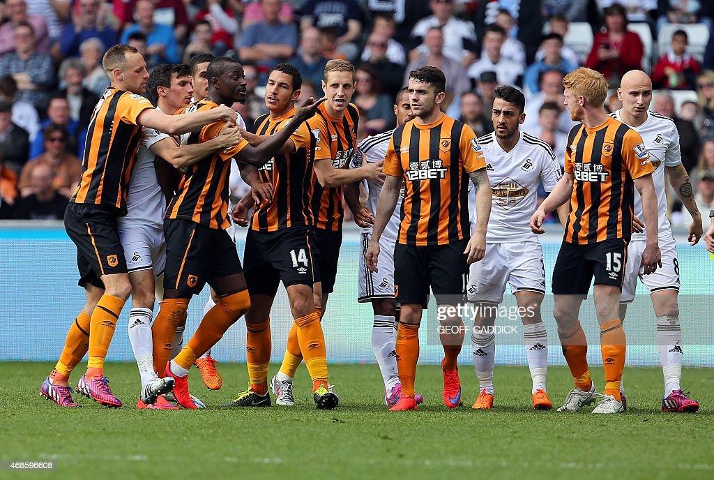 Swansea City v Hull City - Premier League