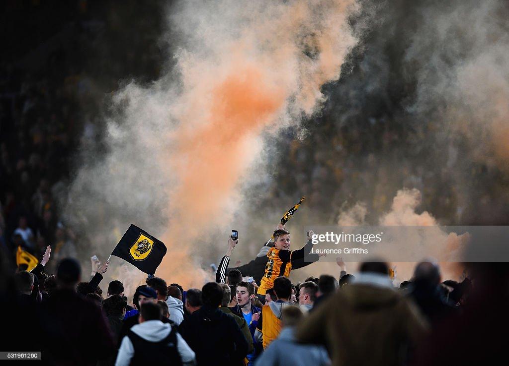 Hull City v Derby County - Sky Bet Championship Play Off: Second Leg : News Photo