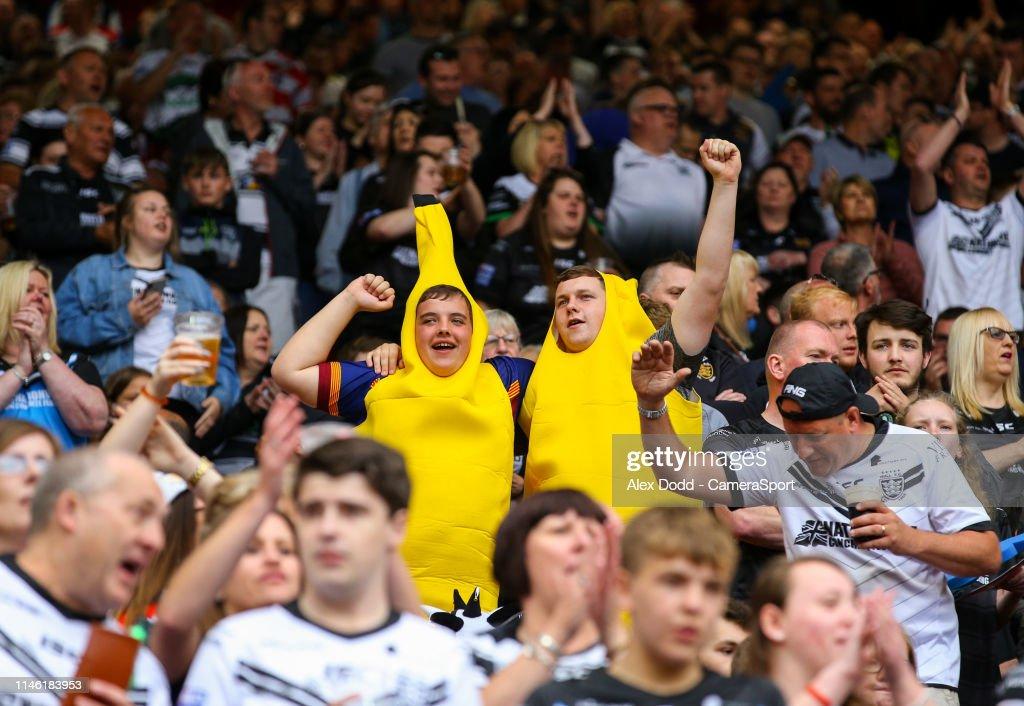 GBR: Hull FC v Huddersfield Giants - Betfred Super League: Dacia Magic Weekend