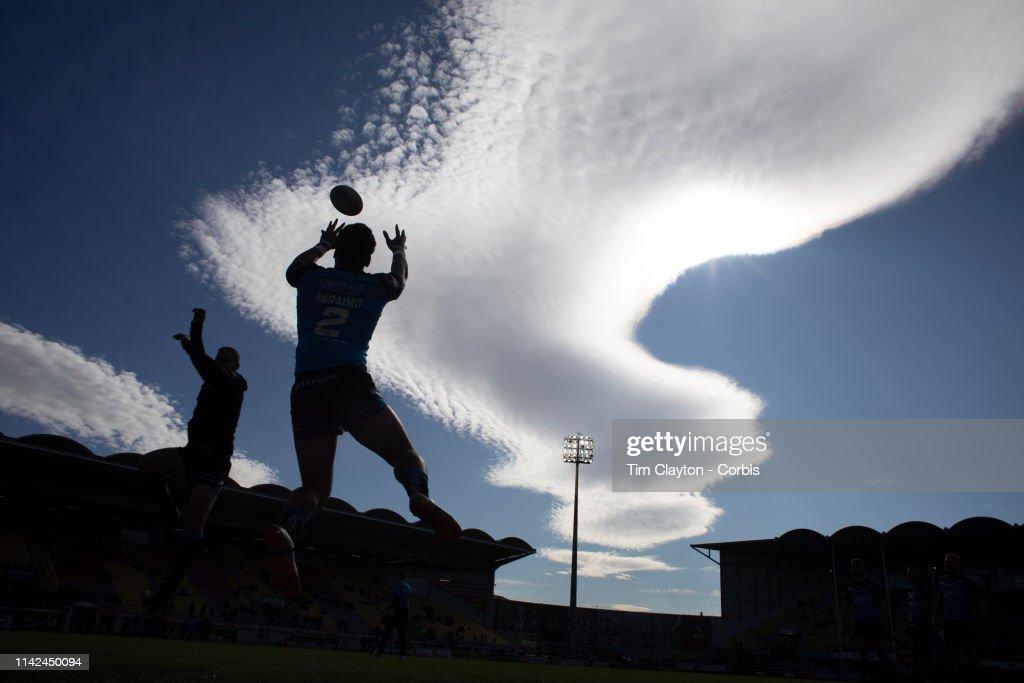 Catalans Dragons V Hull FC : News Photo
