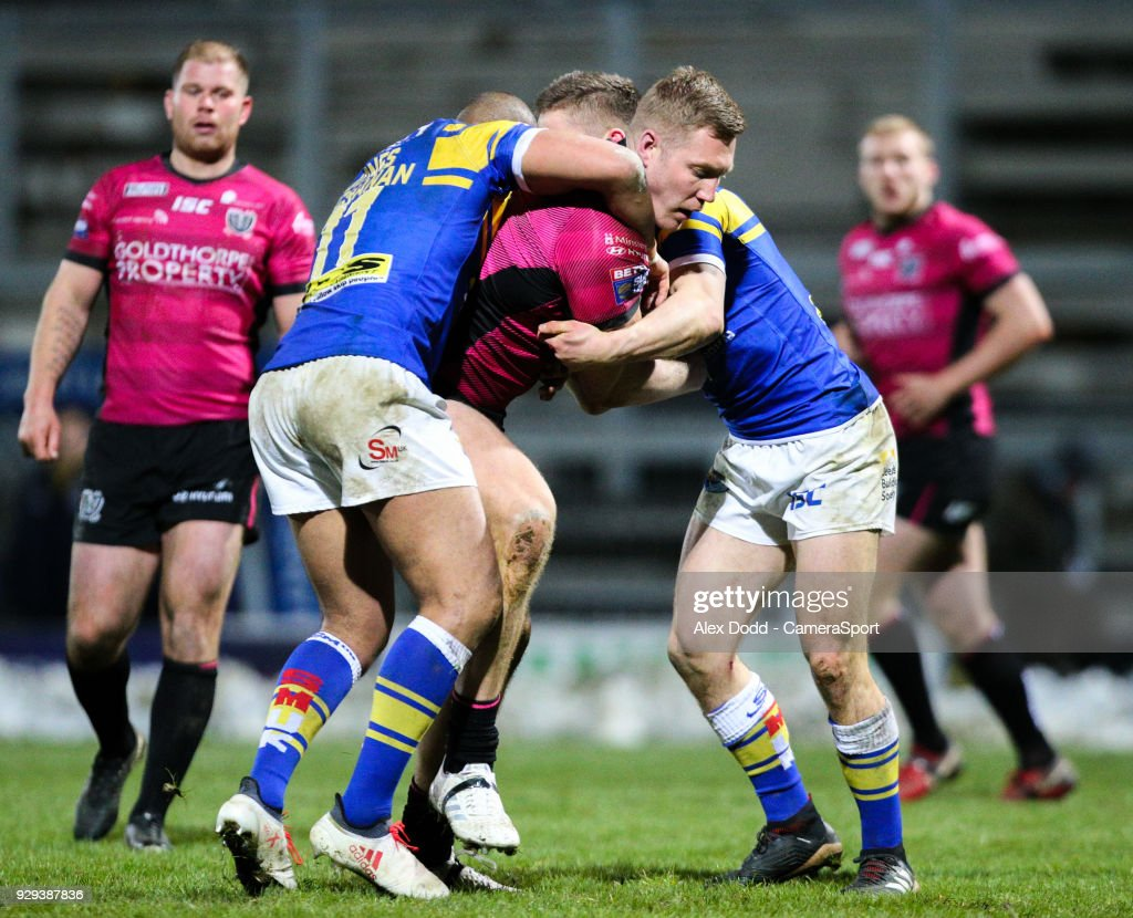 Leeds Rhinos v Hull FC - Betfred Super League : News Photo