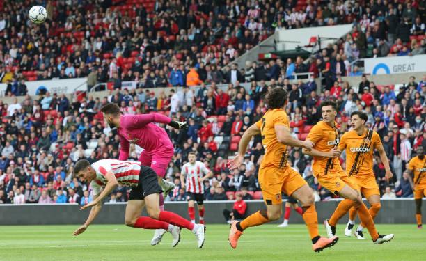 GBR: Sunderland AFC v Hull City - Pre-Season Friendly
