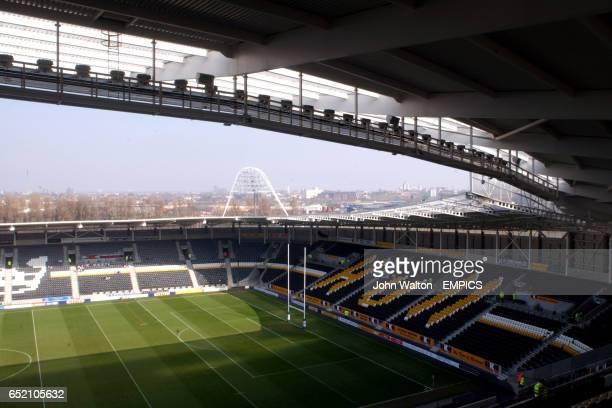 Hull's Kingston Communications Stadium