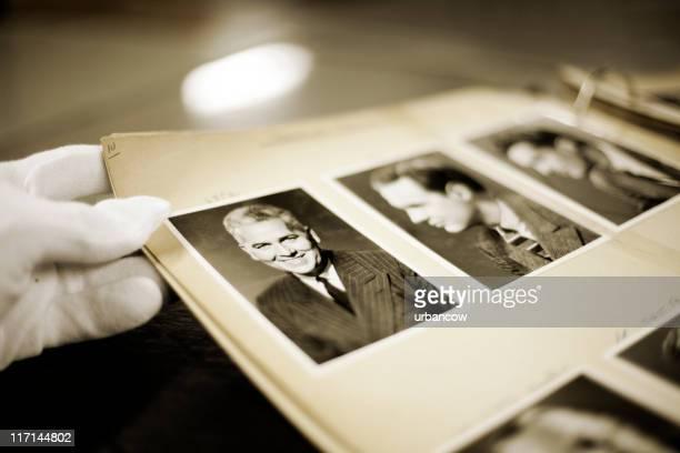 Hulton archive portraits.