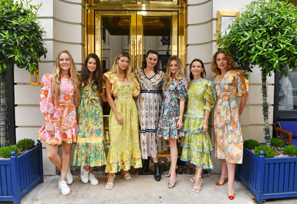 """GBR: Celia B's """"In Bloom"""" SS21 Collection – VIP Lunch"""